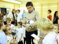 Selekcjoner na Szkółce Piłkarskiej w Warszawie