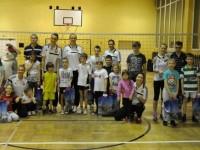Świąteczny trening z Wisłą Warszawa