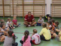 Rozpoczęcie Szkółek Piłkarskich w Łochowie